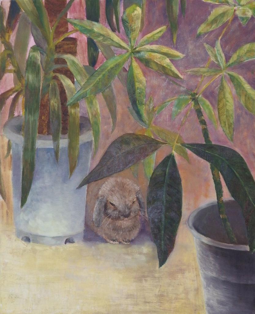 日本大学芸術学部美術学科絵画コース合格者作品